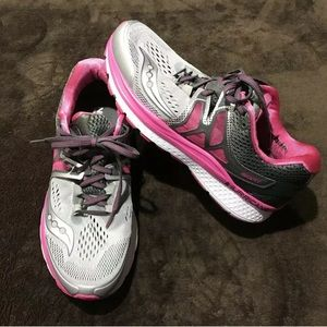 Saucony Hurricane Isofit 3 Shoes Sneakers Size 9.5